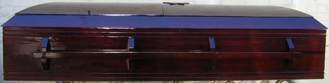 #25 Poplar Mahogany Finish - $1,695