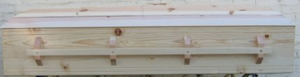 #22 Traditional Dome Pine - $1,495
